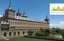 El Tren de Felipe II, nuevo tren turístico que une Madrid con El Escorial