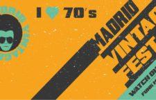 MADRID VINTAGE FEST, artículos de los años 70 y food trucks en Príncipe Pío