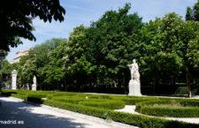 Estatuas El Retiro