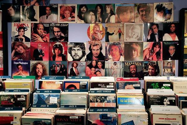 Feria del Disco Madrid