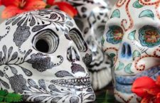 Noche de Muertos Mexicana, fotografía Pedro Berruecos