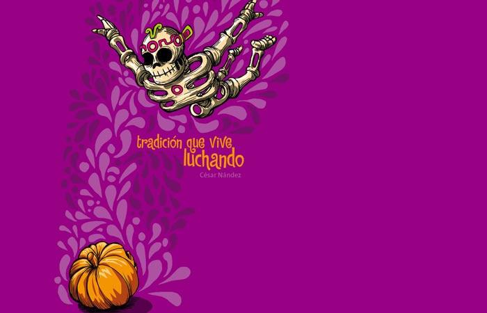 Noche de Muertos Mexicana