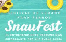 Snau Fest, el primer festival de verano para perros en Madrid