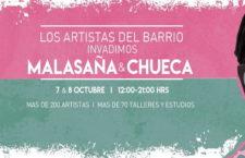 Más de 200 artistas abren las puertas de sus talleres en Malasaña y Chueca