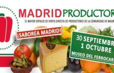 Edición especial Madrid Productores en el Museo del Ferrocarril