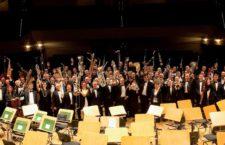 Concierto gratuito de la Banda Sinfónica Municipal de Madrid en el Palacio de Cibeles