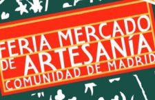 Feria Mercado de Artesanía de la Comunidad de Madrid 2018