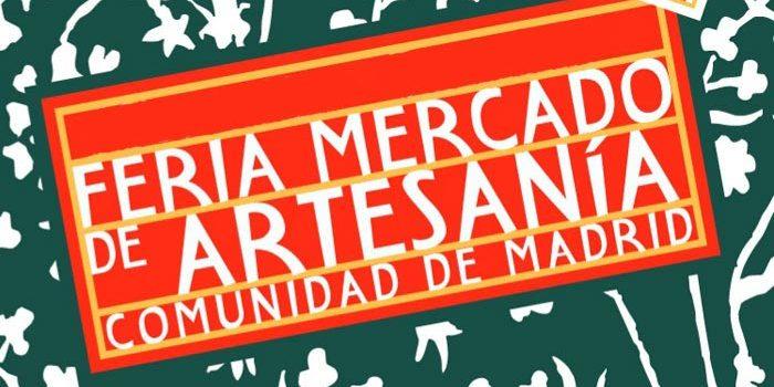 Feria Mercado de Artesanía de la Comunidad de Madrid 2020