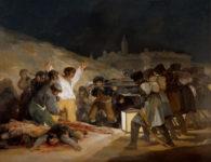 Los Fusilamientos del 3 de mayo, cuadro Francisco de Goya