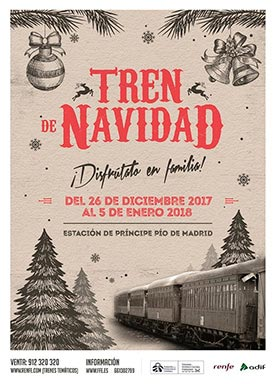 Tren Navidad 2017