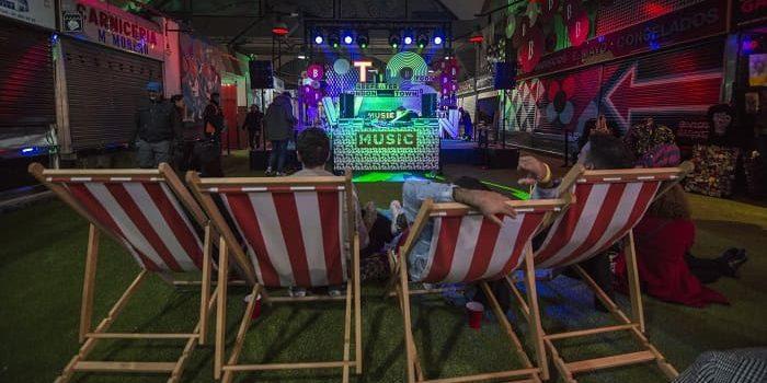 Beefeater London Town. Música, mercadillo, gastronomía y arte en Madrid