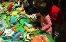 SILE NOLE 2017. Festival infantil de trueque de juguetes
