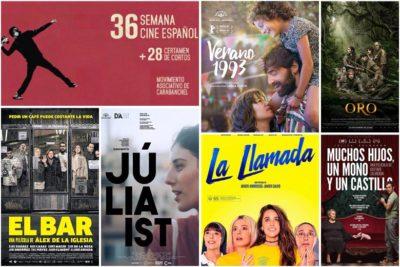 Semana del Cine Español de Carabanchel 2018