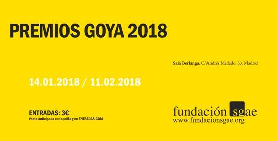 Premios_Goya_Belanga_enero_2018