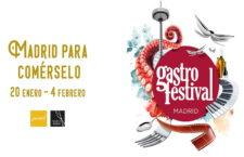 ¡Cómete Madrid con el Gastrofestival 2018!