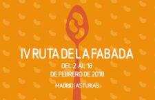 IV Ruta de la Fabada en Madrid, del 2 al 18 de febrero 2018