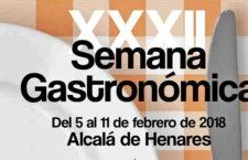 Semana Gastronómica de Alcalá de Henares 2018