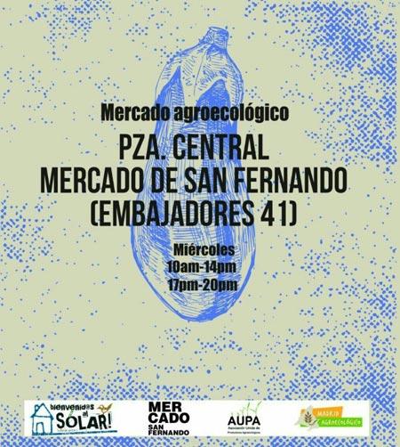 Mercado Agroecologico San Fernando