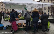 Mercado Agroecológico en Ópera