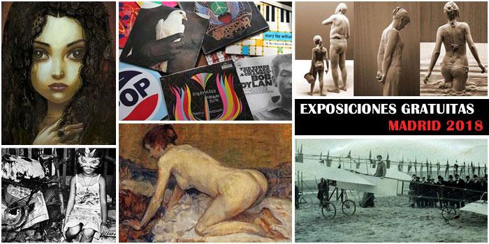 exposiciones-gratuitas-madrid-2018