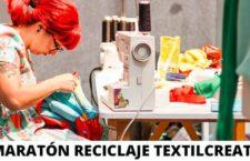 III Maratón de Reciclaje Textil Creativo en La Casa Encendida