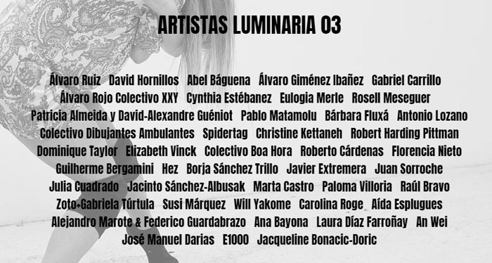 Artistas Luminaria 03