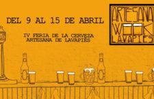 Artesana Week 2018: fabricantes españoles de cerveza artesana se darán cita en Lavapiés
