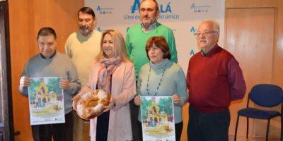 Fiesta del Hornazo en Alcalá de Henares con degustación de su popular dulce
