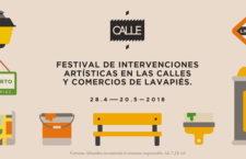 CALLE 2018. Arte en las fachadas de los comercios de Lavapiés