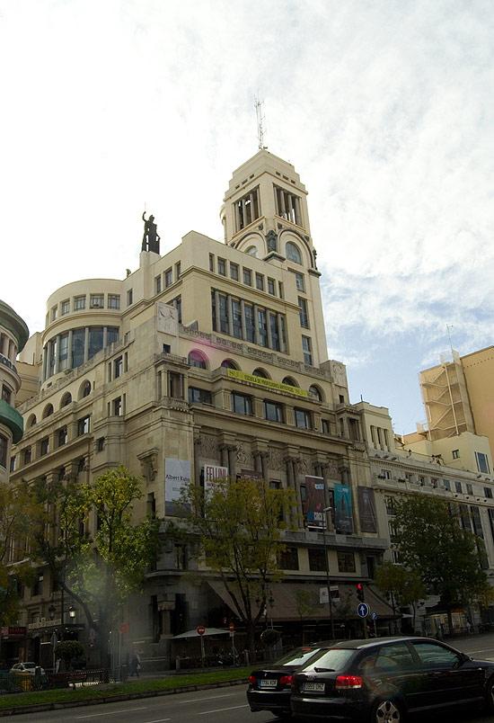 Círculo de Bellas Artes (CBA)