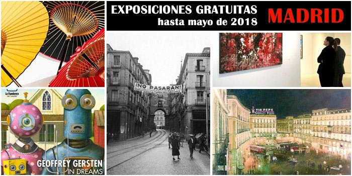exposiciones-gratuitas madrid