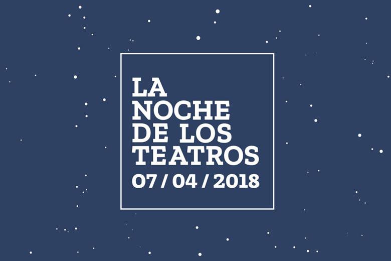 la-noche-de-los-teatros 2018