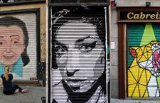 ¡Vuelve Pinta Malasaña! Festival de arte callejero en el Barrio de Malasaña