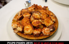 Pulpo Pasión 2018, regresa la ruta de pulpo en Madrid
