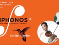 Festival Symphonos 18. Planes culturales gratuitos en Entorno Conde Duque