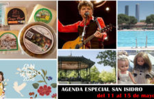 Especial San Isidro: Qué hacer en Madrid del 11 al 15 de mayo 2018