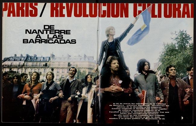 LA REVOLUCIÓN DEL 68