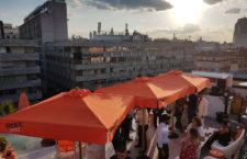 Terrazza Aperol Spritz by Gymage, refréscate el verano en Madrid
