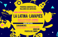Los Artistas del Barrio abren sus talleres al público en Lavapiés, La Latina, Carabanchel y Puerta del Ángel