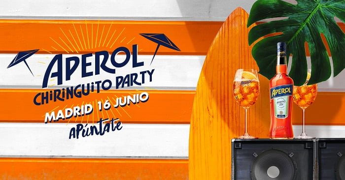 Aperol Chiringuito Party