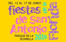 Fiestas de San Antonio de la Florida 2018 en el Parque de la Bombilla