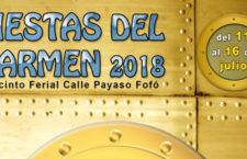 Fiestas del Carmen 2018 en Puente de Vallecas