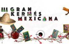 Fiesta mexicana en La Tabacalera de Lavapiés, 16 de septiembre 2018