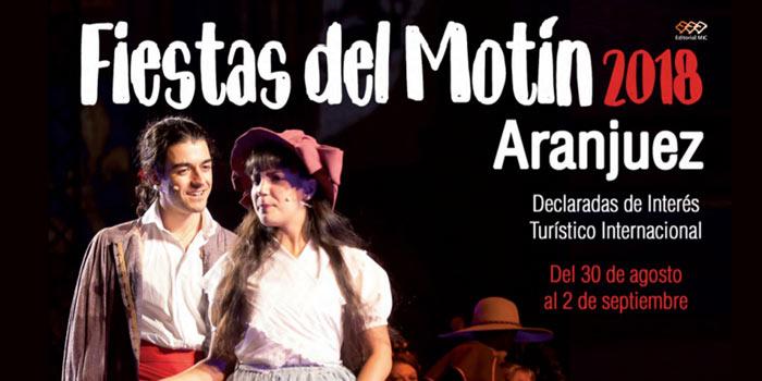 Fiestas del Motín de Aranjuez 2018