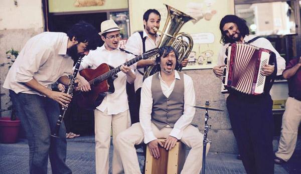 Jingle Django - Grupo musical más votado Tapapiés 2017