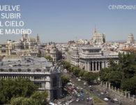 El Mirador Madrid del Palacio de Cibeles reabre sus puertas el 18 de septiembre 2018