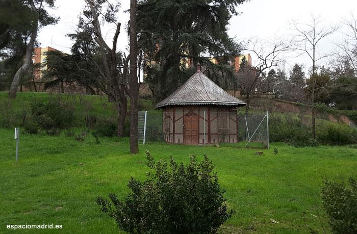 Parque de la Quinta de Torre Arias