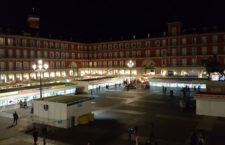 La Feria de Editoriales y Librerías de Madrid en la Plaza Mayor 2018