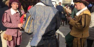 Mercado Barroco de Aranjuez, un fin de semana para disfrutar de artesanía, teatro de calle y música