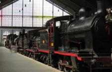 """Jornada de puertas abiertas en el Museo del Ferrocarril por el """"Día del Tren"""" 2018"""